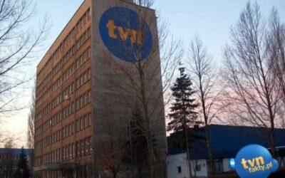 Koło dziennikarskie w TVN